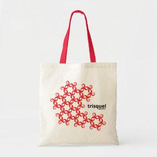 Classic pattern bag