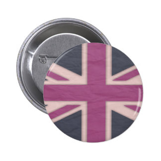 Classic Pink British Button