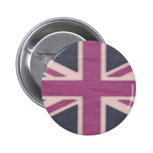 Classic Pink British Button