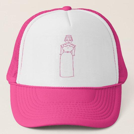 Classic Pink Trucker Hat