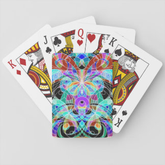 Classic Playing Cards Ethnic Style
