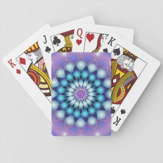 Classic Playing Cards Mandala