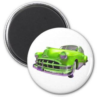 Classic Pontiac Fridge Magnet