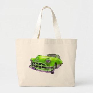 Classic Pontiac Large Tote Bag