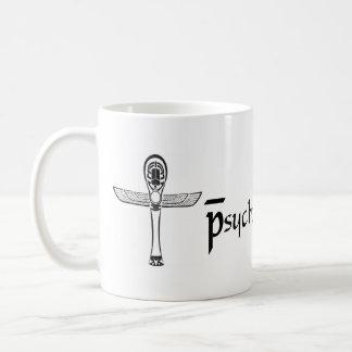 Classic Psycho Pharaoh Basic White Mug