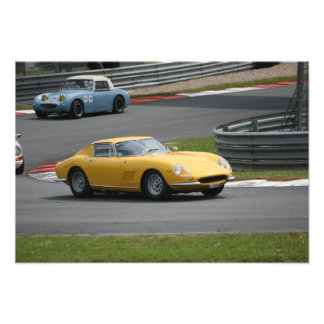 CLASSIC RACER 4 PHOTO PRINT