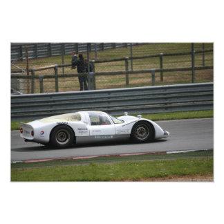 CLASSIC RACER PHOTOGRAPHIC PRINT