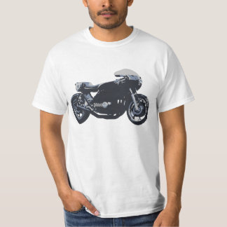 Classic Racing Motorcycle T Shirt