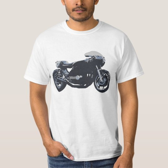 Classic Racing Motorcycle T-Shirt