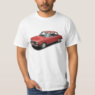 Classic Red 1975 Beemer 2002 T-Shirt