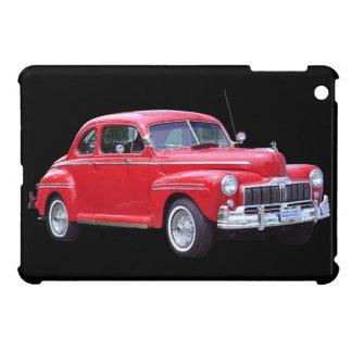 Classic Red Car Collectible iPad Mini Case