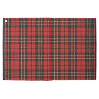 Classic Red Tartan iPad Pro Case