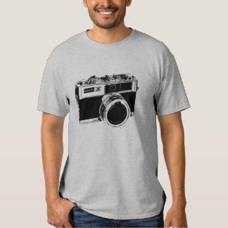 Classic Retro Camera T-shirt