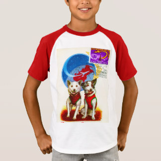CLASSIC RETRO SPACE AGE T-Shirt