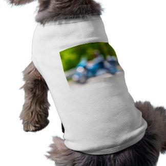 classic rider sleeveless dog shirt