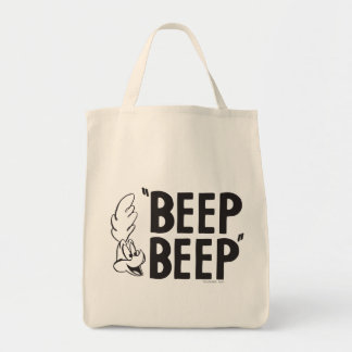 "Classic ROAD RUNNER™ ""BEEP BEEP"" Tote Bag"