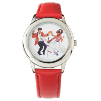 Classic Rock and Roll Jive Dancing Watch