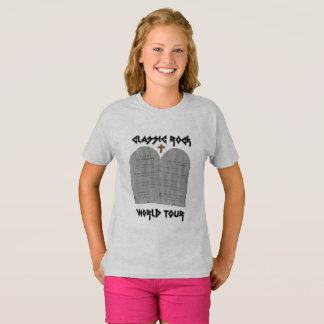 Classic Rock (girls t) T-Shirt