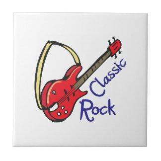 CLASSIC ROCK SMALL SQUARE TILE