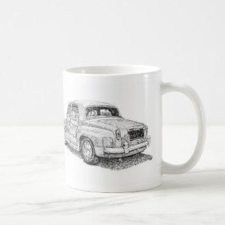 Classic Rover P4 Coffee Mug