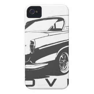 Classic Rover P5 iPhone 4 Cover