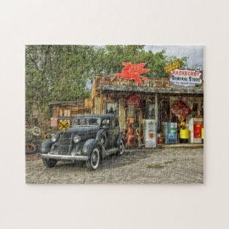 Classic RT 66 Arizona Jigsaw Puzzle