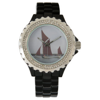 Classic Sailing Barge Reminder Watch