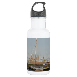 Classic Sailing Barge Stenoa 532 Ml Water Bottle