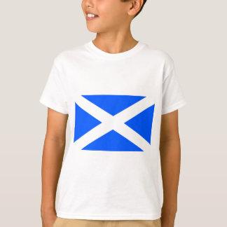 Classic saltire flag image T-Shirt