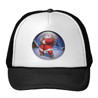 """""""Classic Santa"""" Mesh Hat"""