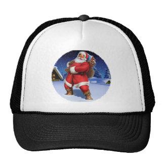"""Classic Santa"" Trucker Hats"