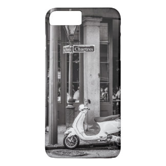 Classic Scooter Paris France iPhone 7 Case