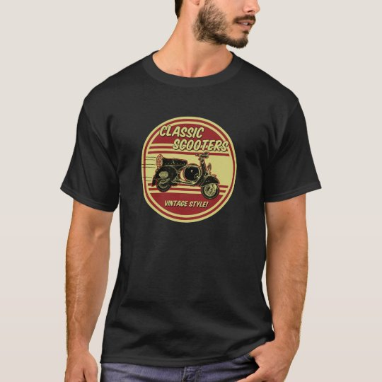 Classic Scooter Roundel Shirt