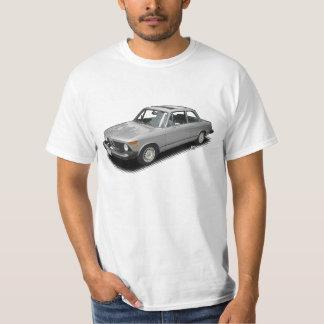 Classic Silver 1975 Beemer 2002 T-Shirt