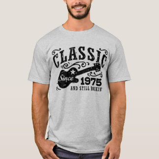 Classic Since 1975 T-Shirt