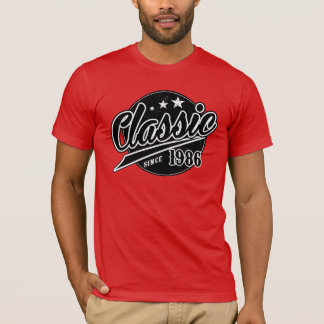 Classic Since 1986 T-Shirt