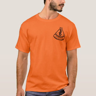 Classic Skinner Brothers orange t-shirt