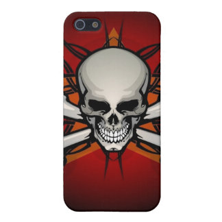 Classic Skull and Crossbones iPhone 4 Speck Case iPhone 5 Covers