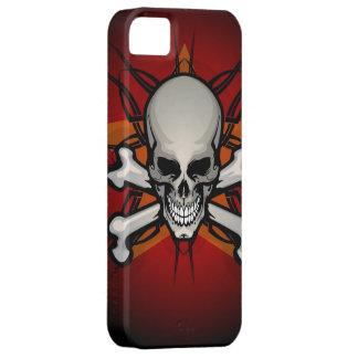 Classic Skull and Crossbones iPhone 5 Case