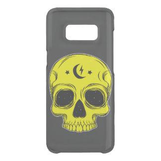 Classic Skull (yellow) Uncommon Samsung Galaxy S8 Case