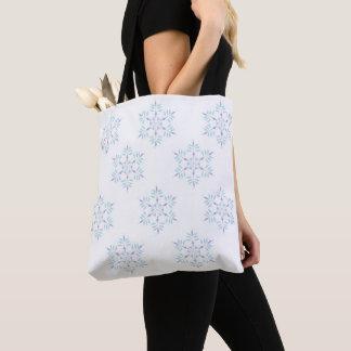 Classic Snowflake Tote Bag