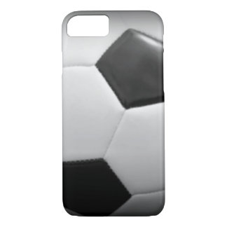 Classic Soccer Ball (Football) Black & White Case