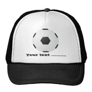 Classic Soccer ball Hat