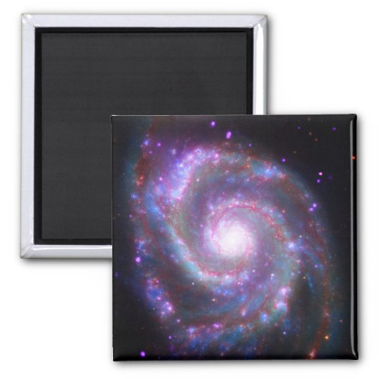 Classic Spiral Galaxy Magnet
