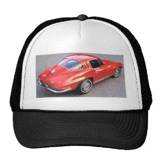 Classic Split Window Cars Trucker Hat