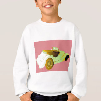 Classic Sports Car Sweatshirt