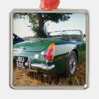 Classic Sportscar Christmas Ornament