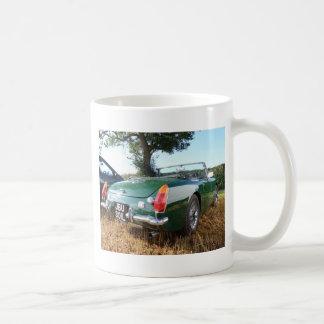 Classic Sportscar Coffee Mug