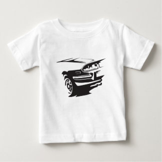 Classic Stag detail Baby T-Shirt