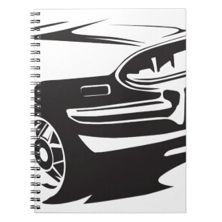 Classic Stag detail Notebook